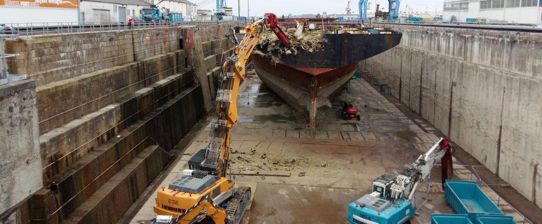 Déconstruction navale